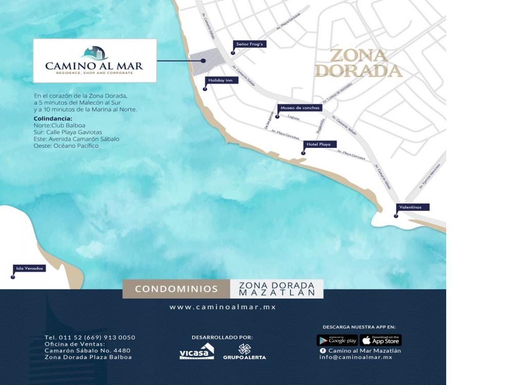 Mazatlan Oceanfront Developments Beachfront Condos
