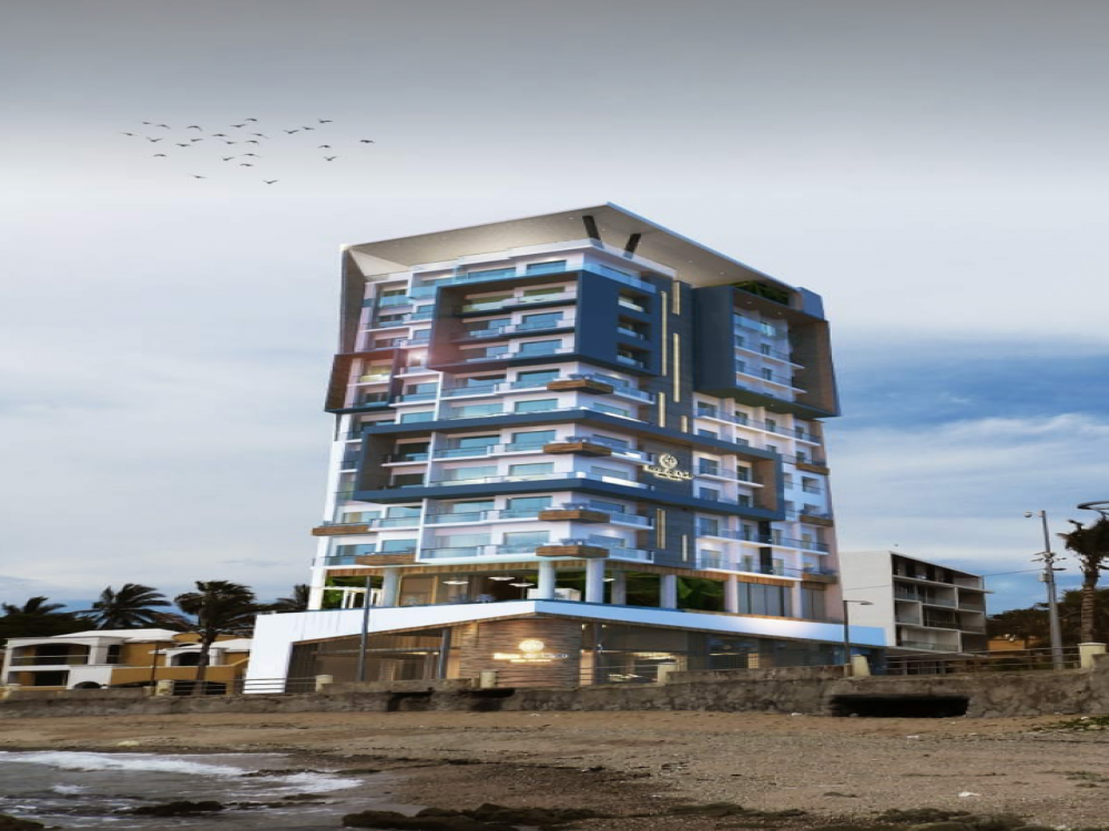 New Beachfront Development in downtown Mazatlan: Boca de Cielo